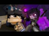 Witch Crowee - Minecraft Halloween Animation