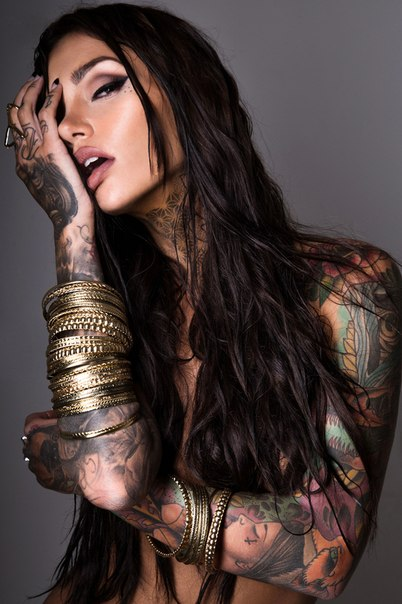Sexy Tattoos on Women - Sexy