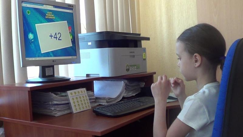 Школа 22, кор. 1, Селянинова Алина, 3 сек - 20 действий