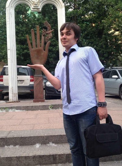 Юрий Фадеев, 29 апреля , Химки, id195021133