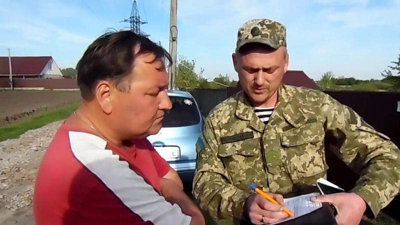Юрій Клименко відмовився отримувати повістку з військомату