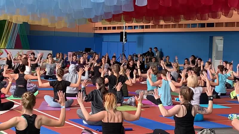 Фестиваль йоги и здоровья ТЕТРА