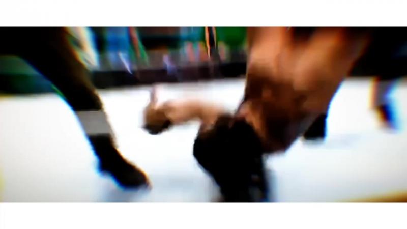 Elias vs Seth Rollins