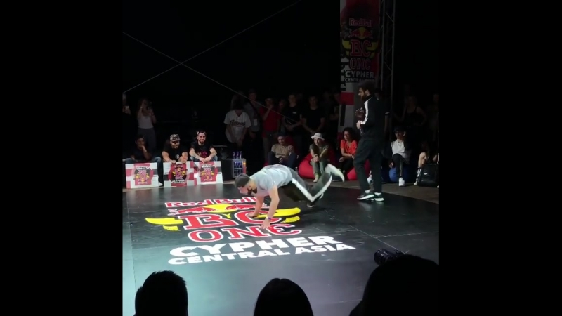 Bboy Neutron Red Bull Bc One Central Asia Cypher 2018