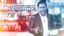 LIVE Sunday Service At The SCOAN With T.B. Joshua (13/01/19)