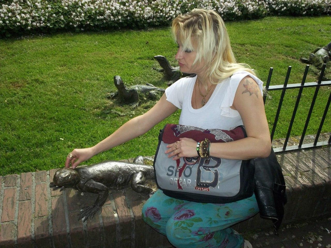 Елена Руденко. Амстердам и прилегающие к нему деревни. 2013 г. июнь. BwQElFtX07o