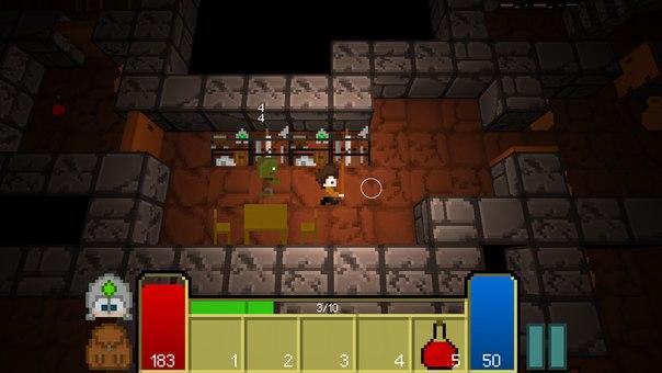 Скачать Dungeon Madness для android