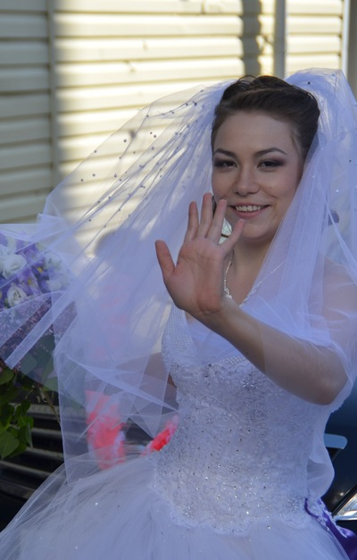 Сиренка Хафизова, 18 мая , Казань, id13669373