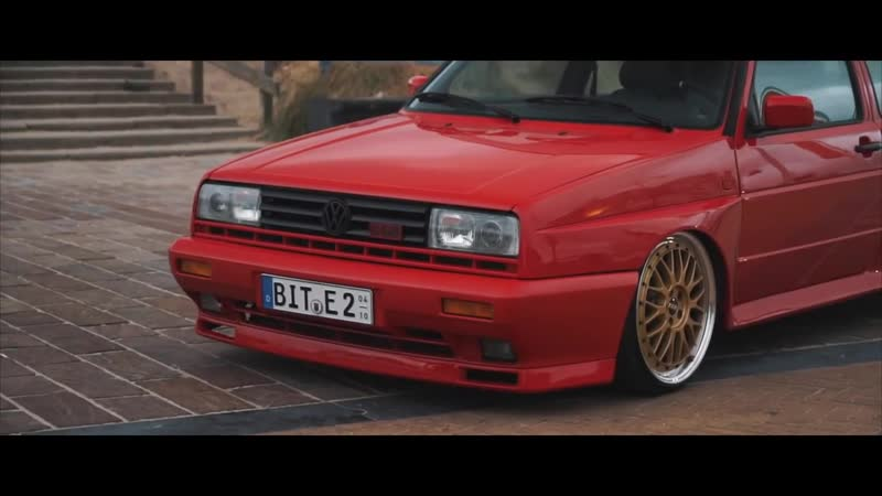 VW GOLF MK2 RALLYE | Sascha Sonnen | VWHome | Perfect Stance