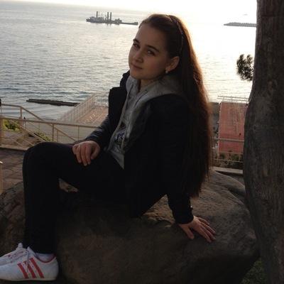 Аня Цветочкина, 14 марта 1999, Запорожье, id185226039