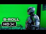 RoboCop Complete B-ROLL (2014) - Michael Keaton, Samuel L. Jackson Movie HD