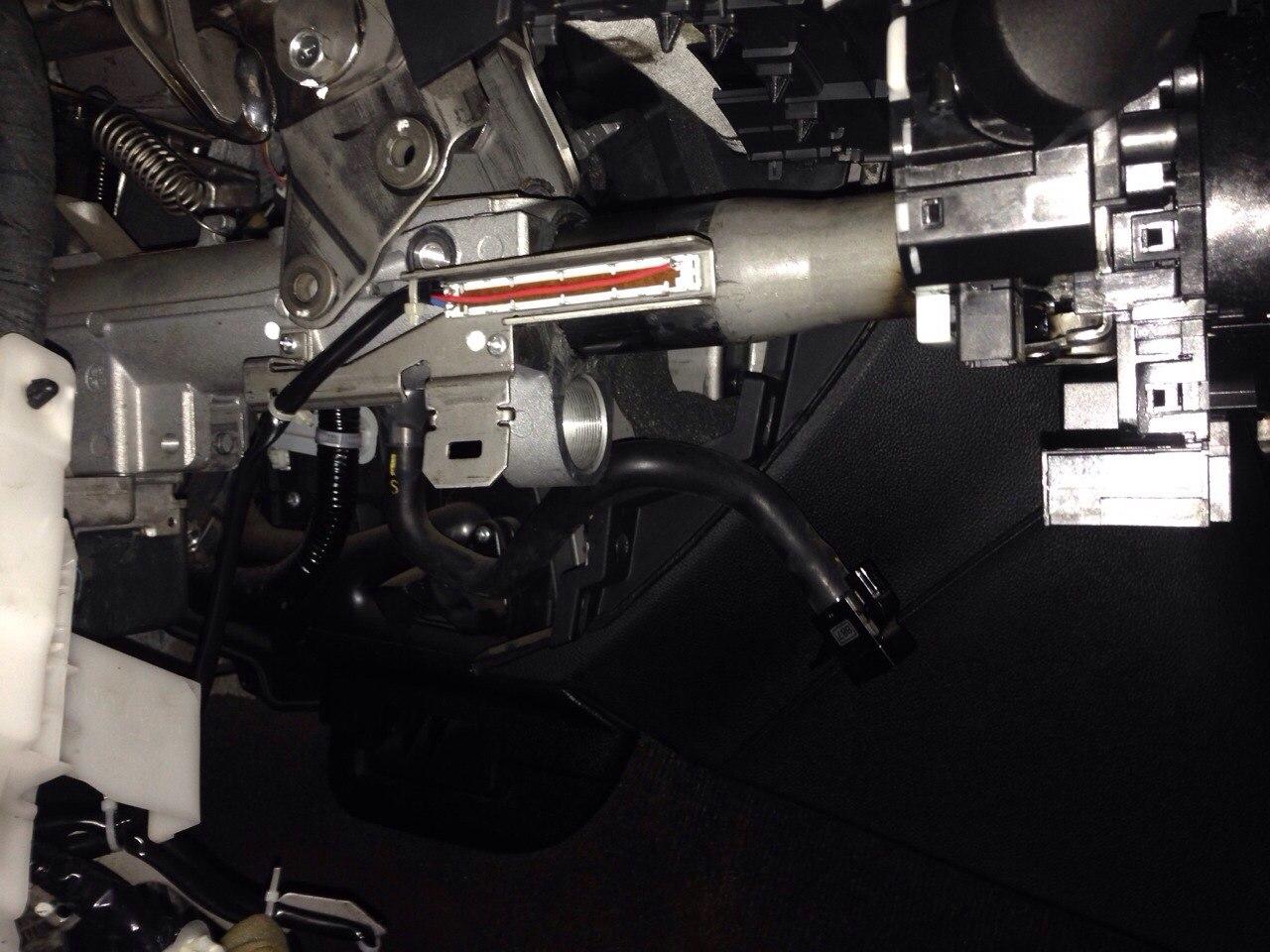 Замена воздушного фильтра пежо 4008