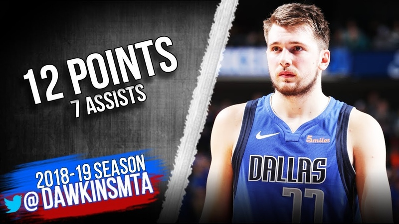 Luka Doncic Full Highlights 2019.03.12 Spurs vs Mavs -12 Pts, 7 Asts | FreeDawkins