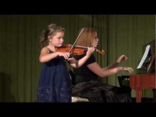 Dunja Kalamir(7), Grazyna Bacewicz: Oberek No.1