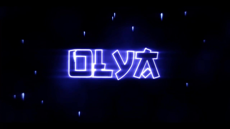 Intro for Olya by DonaldFX Nasok