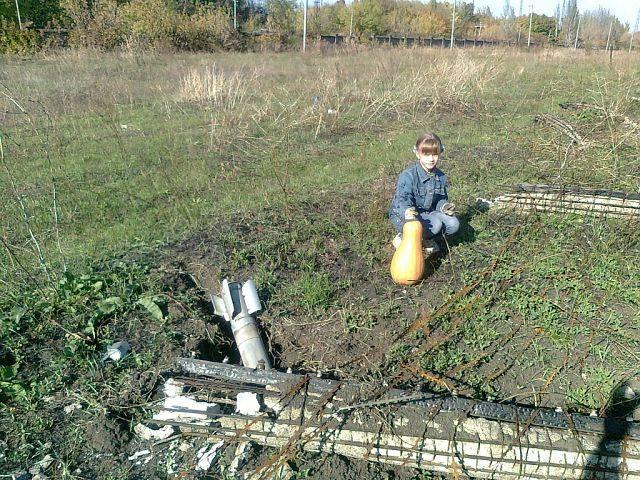 Девочка и урожай