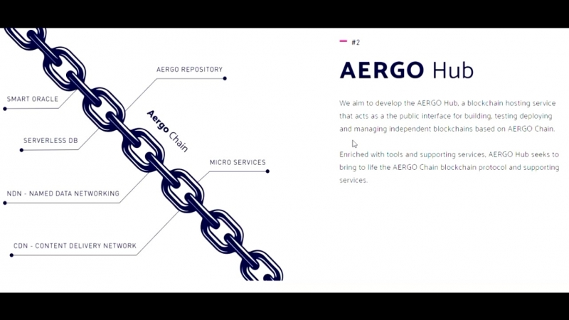 Aergo aims to massively use the blockchain, moving towards this goal with a turnkey solution for enterprises