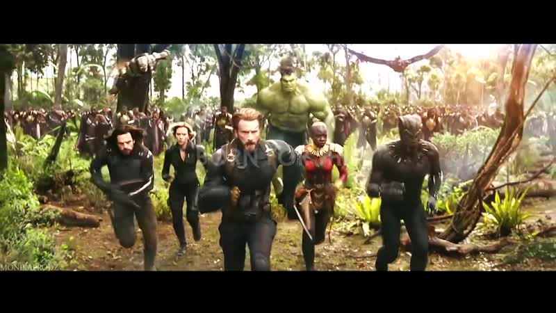 ► Infinity War _ Whatever It Takes