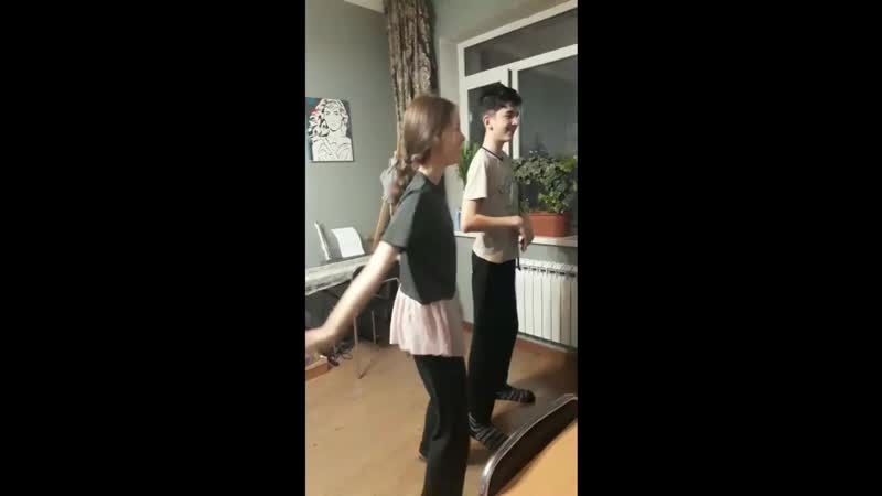 Electroswing by Julie and Arman