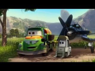 Самолеты (Planes) 2013 Мультфильм Семейный США бюджет $50 000 000: Трейлер (дублированный)
