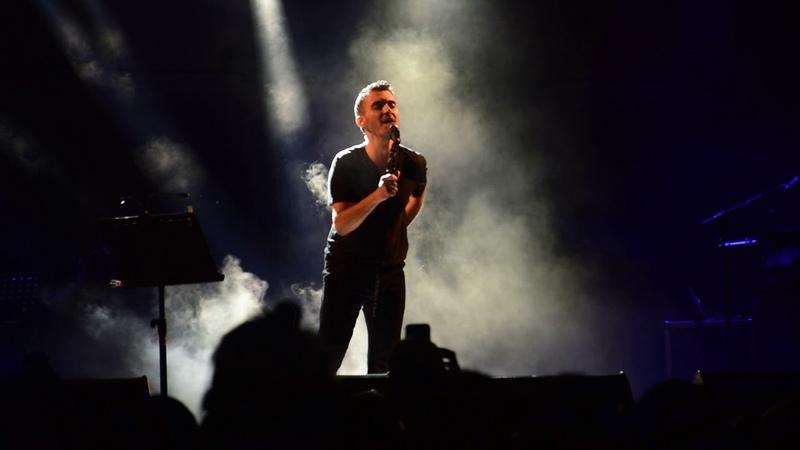 Μιχάλης Χατζηγιάννης Έρωτας Αγκάθι 17 09 18 Θεσσαλονίκη