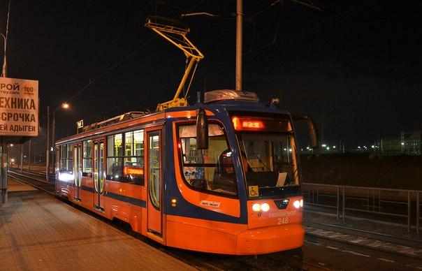 Утилизация старых трамваев