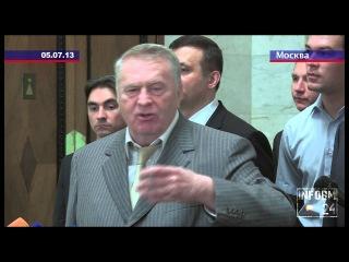 О законах ЛДПР, одобренных в весеннюю сессию / 05.07.2013