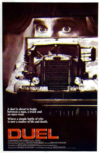 Ver El diablo sobre ruedas (1971) Online