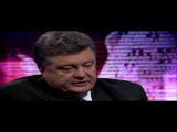 BBC HARDtalk with Petro Poroshenko, Ukrainian businessman and politician