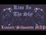 Kiss In The Sky - Lineart/Silhouette MAP [COMPLETE]