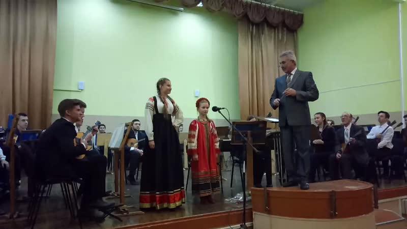 А.Костюченко и В.Голиней