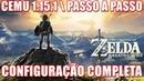 CEMU 1.15.1 - PASSO A PASSO \ CONFIGURAÇÃO COMPLETA