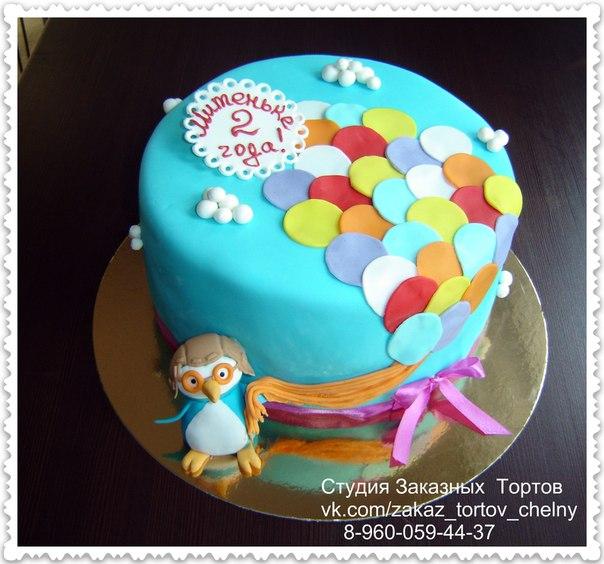 Детский торт в домашних условиях рецепт с  679