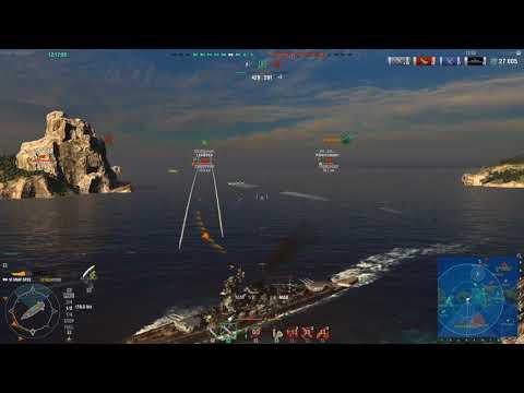 Graf Spee в рандоме