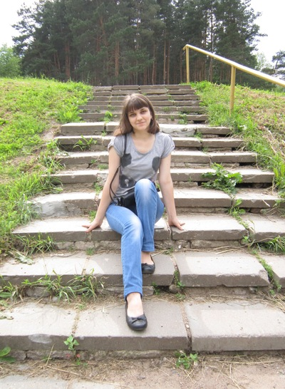 Ольга Кузьменкова, 27 октября 1996, Минск, id145363889