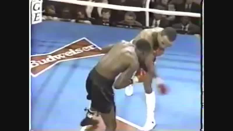Бадди Макгирт vs Саймон Браун (полный бой) [29.11.1991]