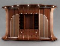 мебельные горки для маленьких комнат