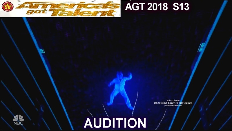 Front Pictures Virtual Reality Act AMAZING PERFECTION America's Got Talent 2018 Audition AGT