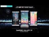 Концепты Samsung Galaxy S5