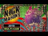 Nick Masons Saucerful Of Secrets - Multicam 2018