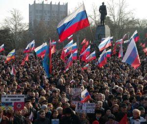 Три четверти крымчан проголосуют за присоединение к России - соцопрос