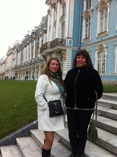 Ольга Ерченко, 14 августа , Мурманск, id33848715