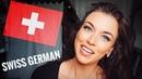 Gina Carla TV 🇨🇭 Talking Swiss German Schwizerdütsch