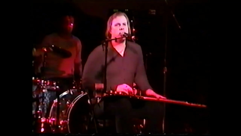 Jeff Healey - Live @ The Canyon Club, Dallas, 2000