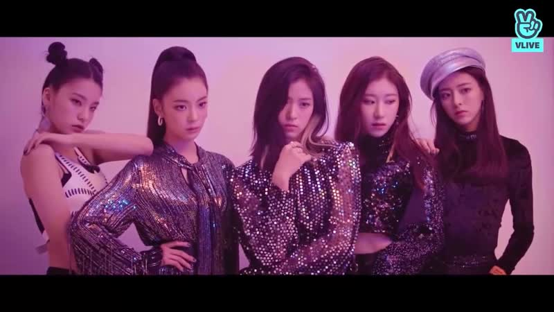 [РУС.САБ] ITZY THE 1ST SINGLE ITz Different LIVE PREMIERE