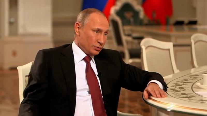 Док. фильм. Путин Часть №2. (Андрей Кондрашов) 2018 год