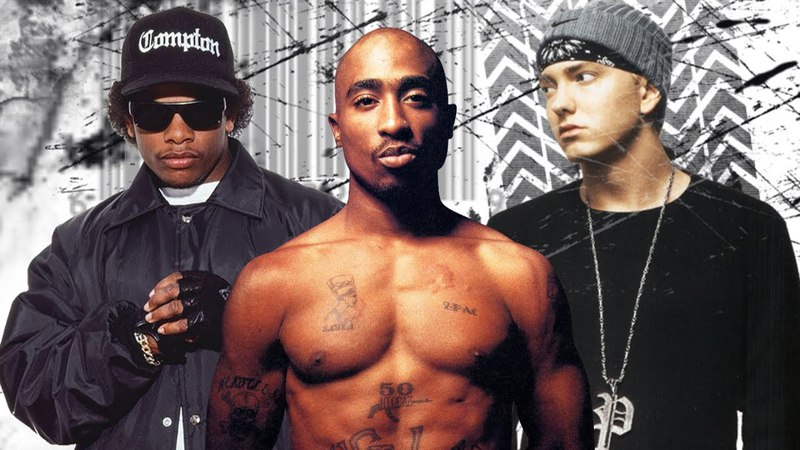 2Pac feat. Eminem Eazy E - Ready To Die