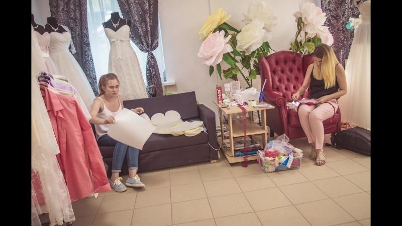 Свадебный салон Мы женимся сборка цветов