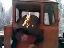 Развлечения русских лесорубов! (2012) Подосиновский район