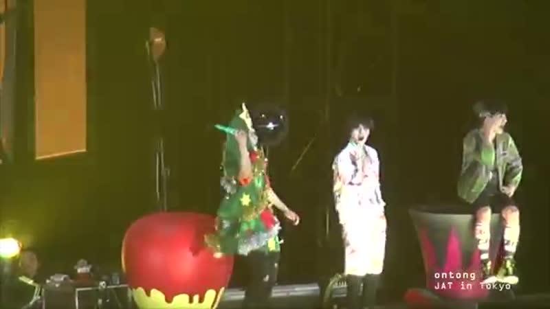 131224 SHINee - Start. TREE ONEW! (Japan Arena Tour 2013 in Tokyo)